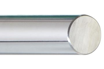 drylin® R - stainless steel shaft, EEWM, 1.4034