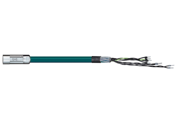 readycable® encoder cable similar to LTi DRIVES KM3-KSxxx, base cable, PVC 7.5 x d
