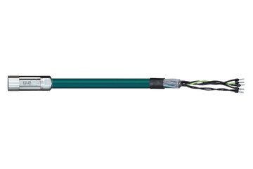 readycable® motor cable suitable for Parker iMOK42, base cable PVC 7.5 x d