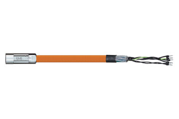 readycable® motor cable similar to Parker iMOK54, base cable PVC 15 x d