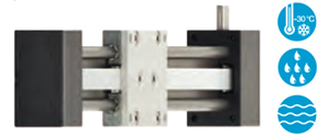 Toothed belt axis in the installation size 1040 specialists