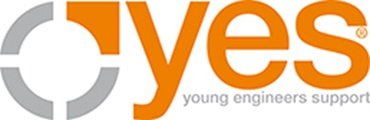 Logo Young Engineers Support (YES)