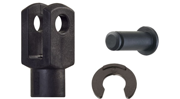 igubal® clevis joint, mm